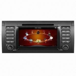 Quality GPS car navigation system for BMW for sale