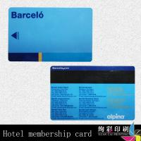 Best PVC Printed Business Plastic Cards Silk Screen Printing With Card UV Spot wholesale
