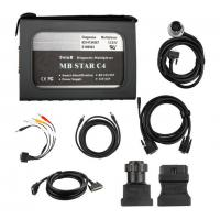 Best MB Star Compact 4  Mercedes Diagnostic tool with IBM T30 2014/9 Version Multi language Support wholesale