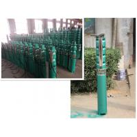 Quality Variable Speed Submersible Well Pump / 3 Inch Diameter Submersible Deep Well Pump for sale