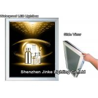 Quality Wall Mounted Acrylic Slim LED Light Box / Crystal Panel Light Board For Drawing for sale