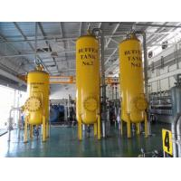 Quality Buffer Tanks Natural Gas Machinery 2m3-5m3 Volume For Stabilizing The Natural Gas for sale