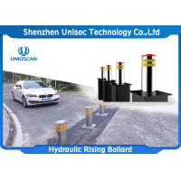 Quality CE ISO Certificated Hydraulic Bollards For Security / Traffic Control Bollards for sale