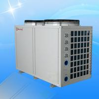 Quality Solar Water Hydronic Heat Pump 42KW High Water Temperature Outlet Safe & Comfort for sale