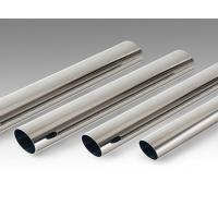 Quality Welded Austenitic Stainless Steel Pipe 6mm-159mm Outer Diameter Mirror Surface for sale