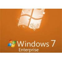 Quality 100% Original Windows Seven Enterprise 32/64 Bit OS Full Version Activation Online for sale