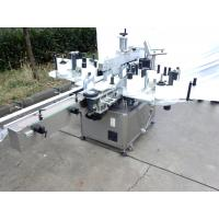 Quality Customized Three Or Double Side Sticker Labelling Machine With Coding Machine for sale