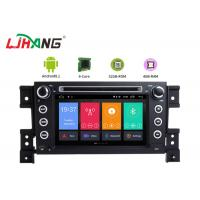 Quality GPS Navigation SUZUKI Car DVD Player Bluetooth - Enabled PX6 RK3399 Cortex-A72 Eight Core for sale
