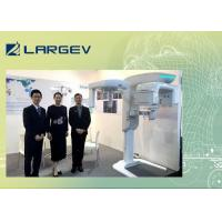 Quality LargeV 3D Cone Beam CT professional volumetric tomography Scanning with Flat Panel Detector Sensor Type for sale