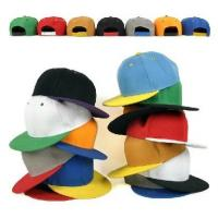 Best Adjust Size Flat Visor Baseball Cap wholesale