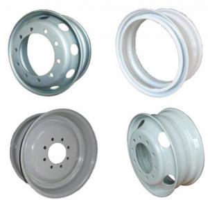 Quality Tubeless Steel Wheel Rim for sale