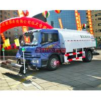 Quality High Pressure Water Carrier Truck8 - 10 Tons Volume 4x2 / 6x4 Driving Type for sale