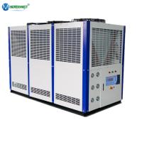 Quality 30HP Glycol Low Temperature Industrial Chilling System 1000 liter water chiller for sale