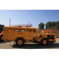 Quality Hydraulic power steering Underground Mining Loader Underground LHD ATY-25R for sale