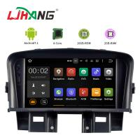 Quality Android 7.1 Chevrolet Car DVD Player With Monitor GPS BT TV Box OEM Fit Stereo for sale