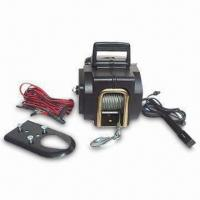 Quality Winches with 25ft Battery Cable Lenghts and Power In/Out Capability for sale