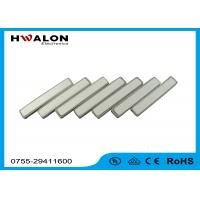 Quality Square Silver Electrode PTC Ceramic Heating Thermal Resistor For Air Heater for sale