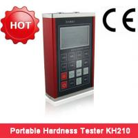 Quality Seven hardness scale,HLD(170-960) ,KAIRDA KH210 Portable Hardness Tester for sale