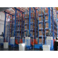 Buy cheap Space Saving ASRS Systems Automated Single Column Stacker Crane Max 5T Capacity from wholesalers