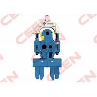 Buy cheap DZJ-120 Pile Driving Equipment Middle Size for Construction Foundation from wholesalers