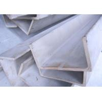 Quality Painted Surface 304 / 310S Stainless Steel Channel With Selectable Length for sale