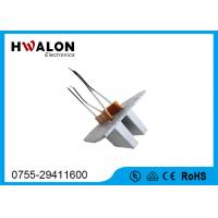Quality Embedded Liquid / Fluid Liquid PTC thermistor Water Heater Thermal Resistor High Stability for sale