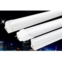 Quality T8 led tube housing 600mm no flicking SMD2835 led IC driver milky cover SAA 9W 13W 18W for sale