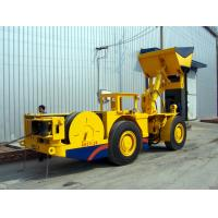 Quality ADCY-2 Electric LHD Underground Mining Loader with Rock Breaker for sale