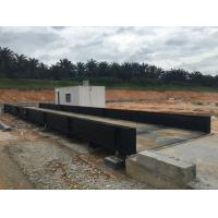 weighbridge for container