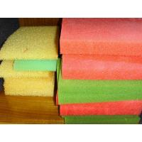 Buy cheap Dustproof Mesh Air Filter Foam Sheets , Polyurethane Cutting Sponge Foam Good hydrophilic from wholesalers
