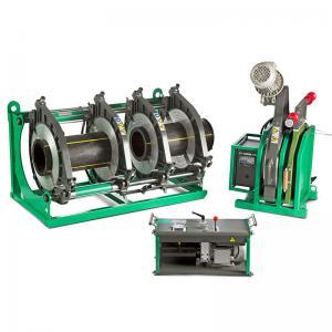 Quality Hydraulic Semi Automatic HDPE Pipe Butt Fusion Welding Machine Φ 90mm To Φ 355mm for sale