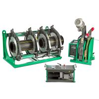 Quality PE / PPH / PB / PVDF / PVC Butt Fusion Welding Machine For Construction Works for sale