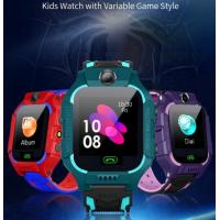Quality New Launched 6th Generation Kids Children Smart Watch Support LBS Positioning two-way call Smart Watch for Kids Safety for sale