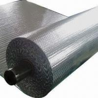 Quality Single Bubble Foil Reflective Insulation Material, Logo Printing for sale