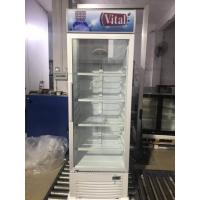Quality LC-350 Vertical Beverage Showcase , Auto Defrost Refrigerated Display Cooler for sale