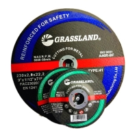 Quality 230mm 230 X 2.5 X 22mm MPA 9 Inch Grinder Cutting Discs for sale