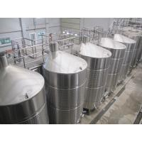 Quality Fermenter Glycol Jacket Conical Fermenter for Beer (ACE-FJG-C6) for sale