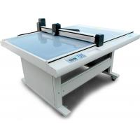 Quality Thin Material Cardboard Box Cutting Machine , DCH10 Series Box Sample Maker for sale