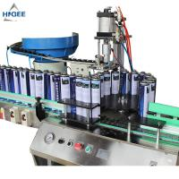 Quality Spray Bottle Liquid Filling Machine 1800 - 3600 Bph Speed SGS Certification for sale