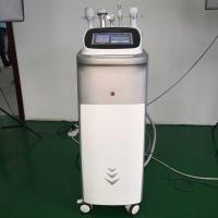 Best Non Invasive HIFU Focused Ultrasound Body Slimming Machine Radio Frequency Semi - Conducting Cooling System wholesale