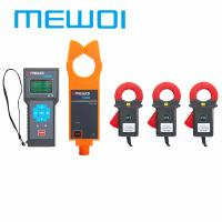 China MEWOI1500D-Three Clamp Wireless High Voltage Clamp Meter/HV CT Ratio tester on sale