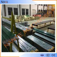 China Heavy Load Single Pole Electric Crane Conductor Bar DSL System on sale