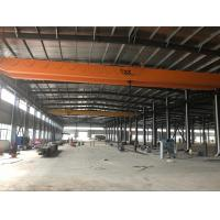 Quality 10T Capacity Electric Overhead Crane / Overhead Gantry Crane For Material Handling for sale