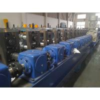 Quality Rafted Type Custom Warehouse Pallet Racking Roll Forming Machine for sale