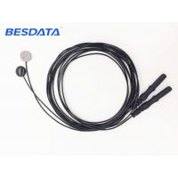 Buy cheap 1.5M Length Portable EEG Electrodes High Sensor Biofeedback Cap Machine from wholesalers