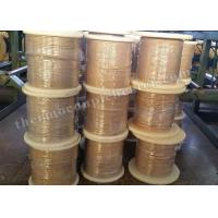 Heating Elements High Temperature Wire , Silicone Rubber Insulated Wire