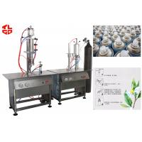 Best Semi Automatic High Purity Air Filling Machines wholesale