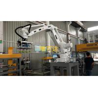 Buy cheap Six Axis Robotic Case Packer High Precision Short Operating Cycle Time from wholesalers