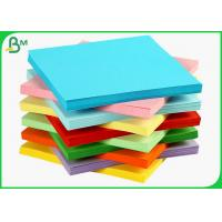 Quality 80GSM Uncoated Color Copy Paper For Kindergarten Origami Material for sale