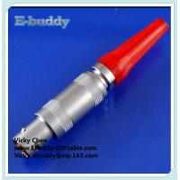 Quality cheap Lemo S serials 1S 4pin male connector FFA.1S.304 for sale